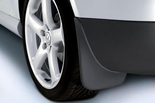 VW Schmutzfänger vorne für Golf VI ab Mj. 2009 Variant ab Mj. 2010 - 5K0075111