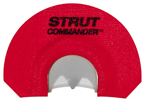 STRUT COMMANDER Gob Father Turkey Mouth Call- Diaphragm Turkey Call, Hunting Accessory