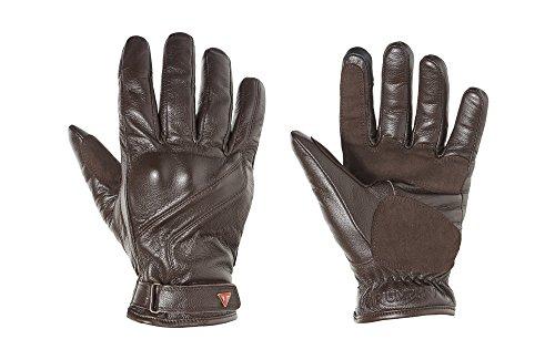 Triumph guantes Lothian piel