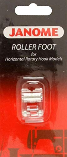 Janome Roller Foot for Horizontal Rotary Hook Models -  Janome America, 200316008
