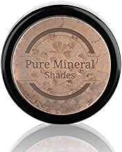 Root Concealer Touch Up Powder | All-Natural Crushed Minerals With Brush | Fast and Easy Total Gray Hair Cover up for Black | Brown | Auburn and Blonde Hair .32 ounce (Medium Blonde)