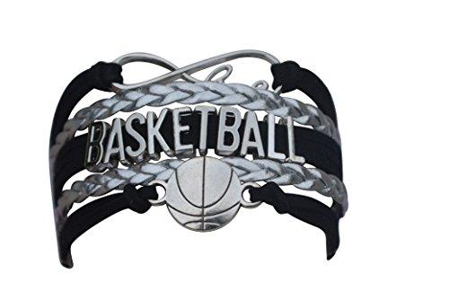 BASKETBALL Armband Charm Armband Basketball Schmuck für Mädchen; Perfekte Basketball Geschenk