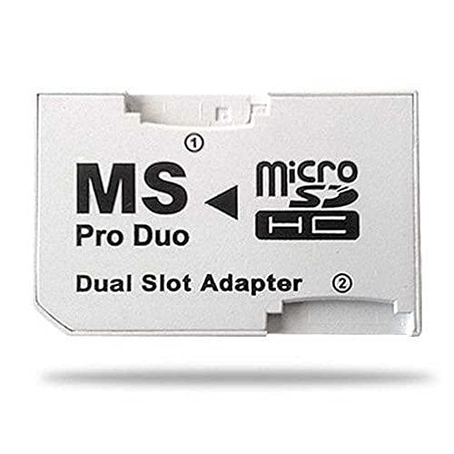 Adaptateur MS Pro Duo SDHC A Double Fente