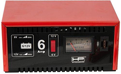 HP Autozubehör Accessoire pour Voiture 20522 6 Amp Chargeur de Batterie