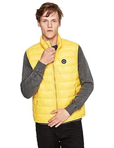 Pepe Jeans Chaleco Amarillo para Hombre