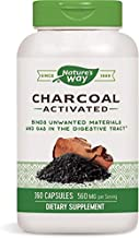 Nature s Way – Activated Charcoal 280 mg – 360 Capsules Estimated Price : £ 32,29