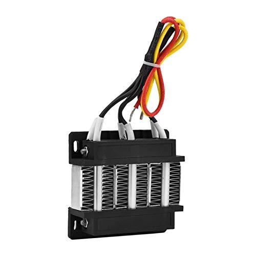 Elemento calefactor PTC temperatura del calentador de aire de cerámica conductora 12V 150W para máquina de cortina de aire y humidificador