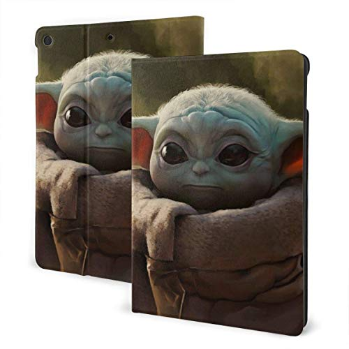 Star War Case Fit iPad 7th pro 10.2 Inch Case with Auto Sleep/Wake Ultra Slim Lightweight Stand Leather Cases PDC-028