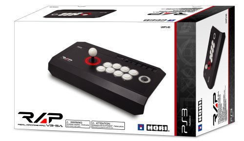 Manette real arcade pro fighting stick pour PS3 - V3-SA