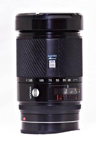 Minolta Maxxum AF 28-135mm F/4-4.5 Macro Zoom Lens