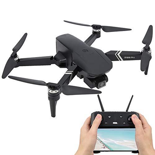 Dron con cámara 5G WIFI 4K,posicionamiento GPS de flujo óptico,modo dual,video en vivo, drones plegables sin escobillas con motor, 3500 mAh,tiempo de vuelo de 25 minutos, rango de control de 1000