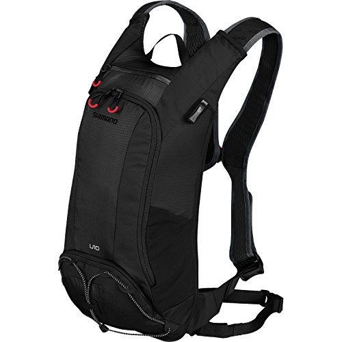 SHIMANO Unzen II Trail Backpack 10 L Black 2019 Rucksack