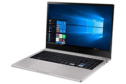 SAMSUNG Notebook 7 NP750XBE-K05US 15.6 Inch Intel Core i7 (8th Gen) 8565U 1.8GHz/ 16GB LPDDR3/ 512GB SSD NVMe/ Windows 10 Pro Notebook(Platinum Titan), 15-15.99 inches