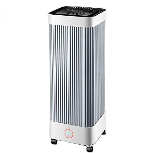 LJHA Appareils de Chauffage, appareils de Chauffage électriques domestiques Thermostat Automatique Vitesse de Chauffage à Basse température (Couleur : Gray)