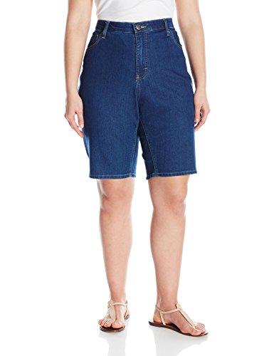 Women's Plus Denim Shorts