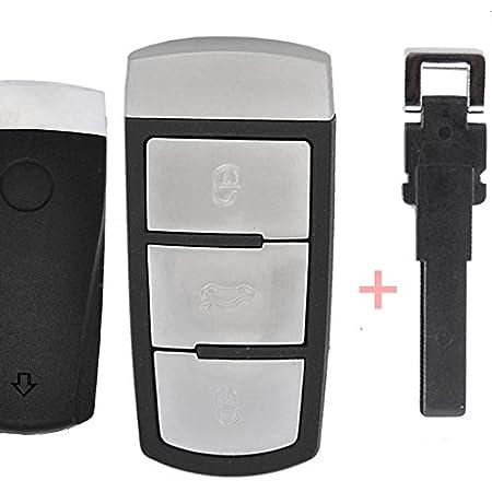 Auto Schlüssel Funk Fernbedienung 1x Smartkey Gehäuse Elektronik