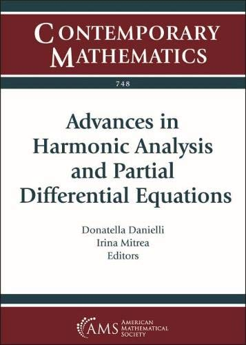 Advances in Harmonic Analysis and Partial Differential Equations (Contemporary Mathematics)