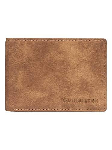 Quiksilver Herren Slim Vintage III Wallets, warm Sand, M
