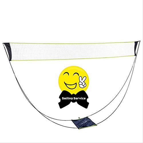 Rete Da Badminton Pieghevole Per Rete Da Tennis Portatile, Rete Da Badminton Per Sport Professionistico Professionale Da Badminton Rete Da Pallavolo S