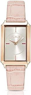 [フルラ]FURLA レディース DIANA ダイアナ ピンクゴールド ピンクレザー R4251104501 腕時計 [並行輸入品]