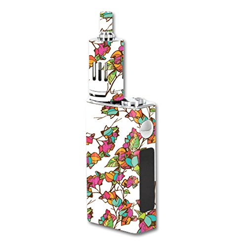 MightySkins Skin Compatible with Joyetech eVic VT 60W – Bouganvilla | Protective, Durable, and Unique Vinyl Decal wrap Cover | Easy to Apply, Remove, and Change Styles | Made in The USA