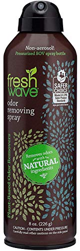 Fresh Wave Odor Eliminator Spray & Air Freshener, Non-Aerosol, Fine Mist, 8 oz.