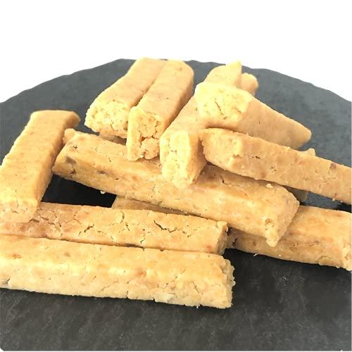 おつまみクッキー えだまめ&梅かつおセット グルテンフリー 米粉クッキー 砂糖不使用 50g×4袋