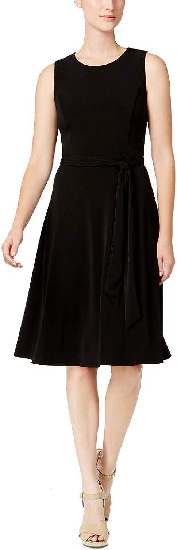 Charter Club Petite Knit ALine Dress