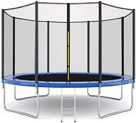 Trampoline for Kids 12 FT Indoor Outdoor Recreational Trampolines for Baby Toddler Children product image