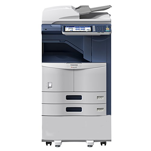Fantastic Deal! Toshiba E-Studio 307 Tabloid-Size Black and White Laser Multifunction Copier - 11x17...