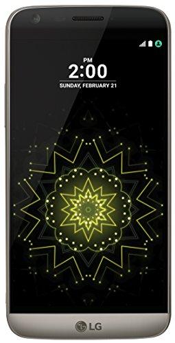 LG G5 Unlocked - Factory Phone, 5.3 - Titan Black