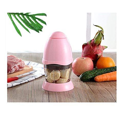 Kabelsnijder Manual Vegetable Choppers, Multi-Function Mini babyvoeding aan te vullen Machine, Elektrische Meat Grinder, Household Small Voedsel Machine