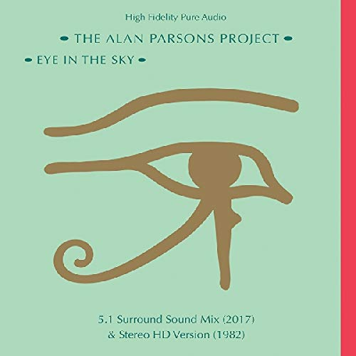The Alan Parsons project: Eye in the Sky [Italia] [Blu-ray]