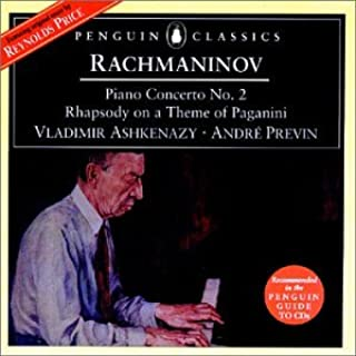 Rachmaninov: Piano Concerto 2 in C Minor, Op. 18; Rhapsody on a Theme of Paganini, Op. 43