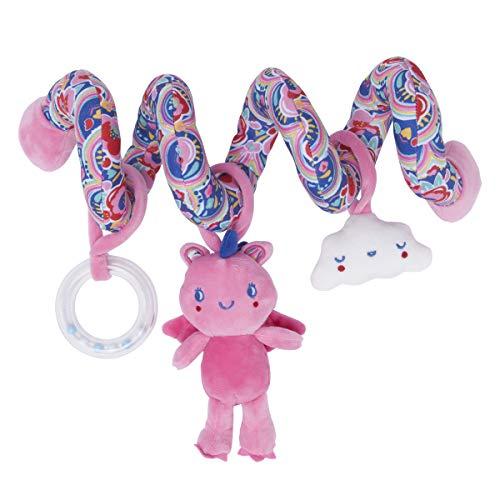 Tuc Tuc Enjoy & Dream - Sonajero espiral, niñas, color rosa