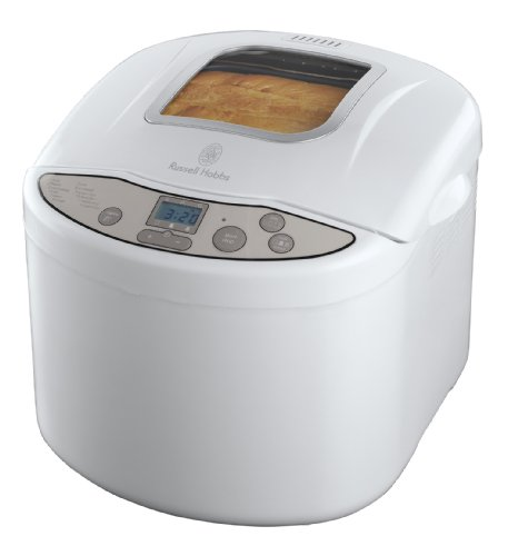 Russell Hobbs Breadmaker with Fast-Bake Function 18036 - White