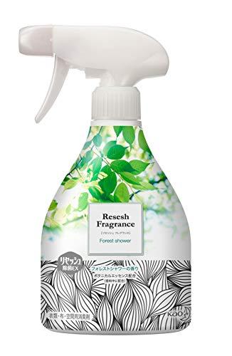 リセッシュ 除菌EX フレグランスタイプ 消臭芳香剤 液体 消臭スプレー 布用 空間消臭用 フォレストシャワーの香り 本体 370ml
