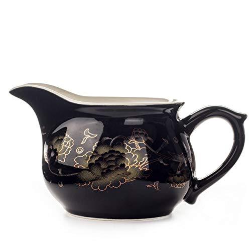 Café Taza Desayuno Mug Golden Dragon Gongdao Cup Mug Juego De Té Tetera Tetera Jarra De Justicia Tetera Tetera Kung Fu Chino Taza De Té Hervidor De Agua, 04