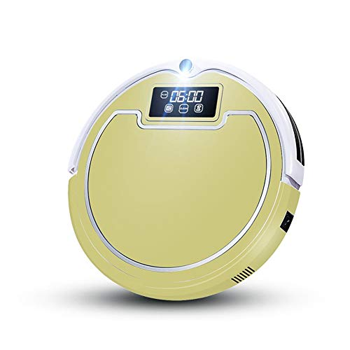 Best Buy! SWTR1 Smart Robot Vacuum Cleaner with Remote Control,Infrared Sensor,Sweeping and Mopping ...