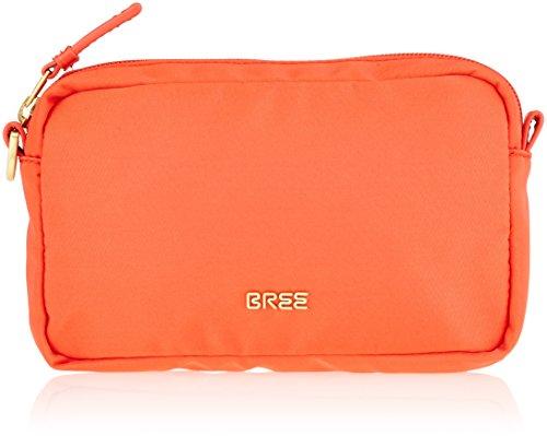 BREE Damen Barcelona Nylon 516 Taschenorganizer, Orange (Coralle), One Size