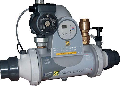 Zodiac Heat Line Plus 20 KW Intercambiador de Calor
