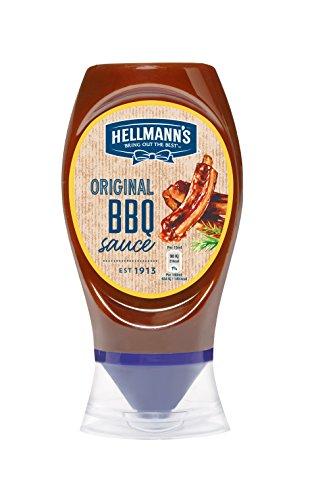 Hellmann's Gran Salsa Barbacoa - 25 cl