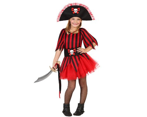 Atosa - 23826 - Costume - Déguisement Pirate - Fille - Taille 2