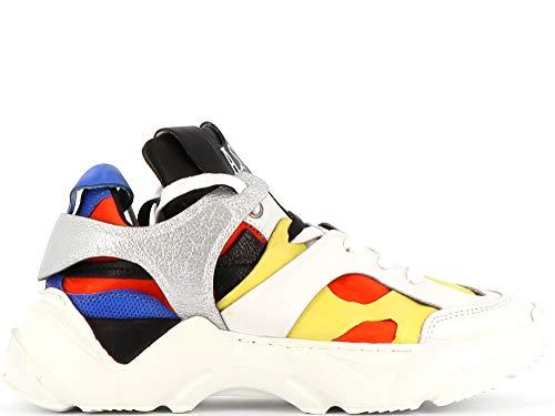 A.S.98 Sneaker Bassa Monster A12101-901 Combi 14 Bianco 38