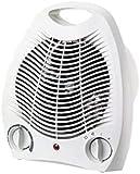 SuperMega Calefactor eléctrico 2000W termoventilador Vertical Ventilador Calefactor Regulable 2...
