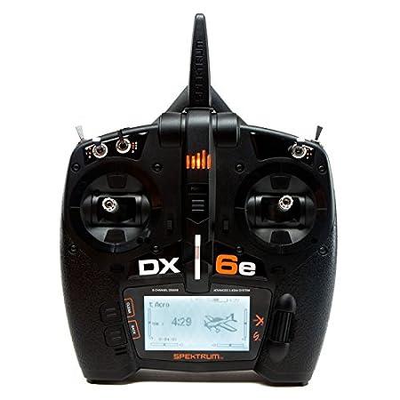 Spektrum DX6E 6CH RC Radio Transmitter