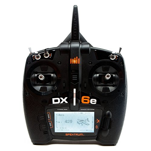 DX6e - Transmisor DSMX de 6 canales