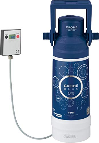 GROHE Filter mit Filterkopf, rot 40438001 - 3