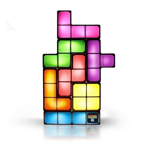 Tetris Constructible Desk Lamp Light