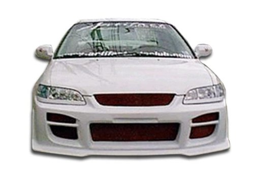 01 accord front bumper - 6